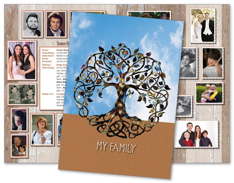 SK Familienstammbaum
